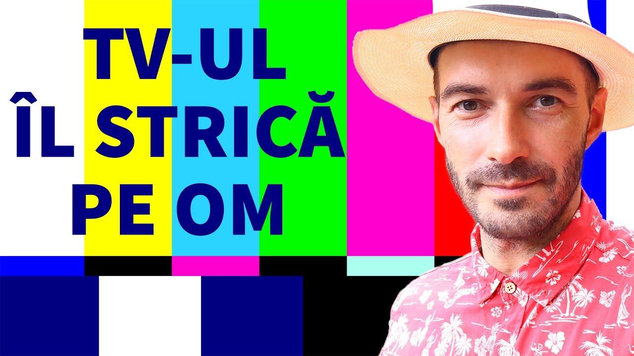 4 Lucruri De Ce Tv-ul Strică Pe Om