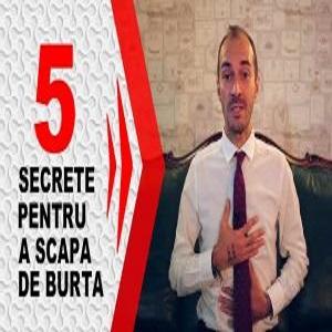 5 Secrete pentru a Scăpa de Burtă