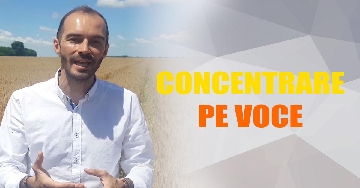 Concentrare Pe Voce
