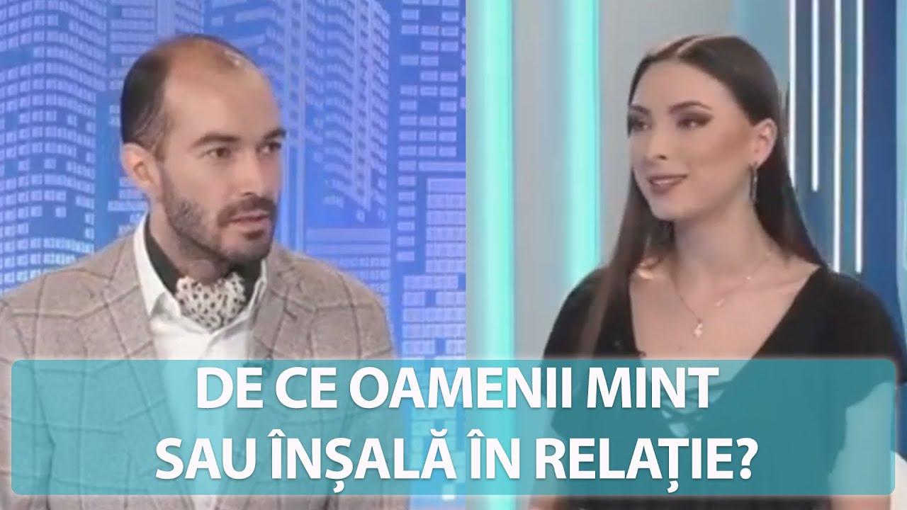 De Ce Mintim Si Inselam In Relatia De Cuplu? Live Pe @Metropola TV
