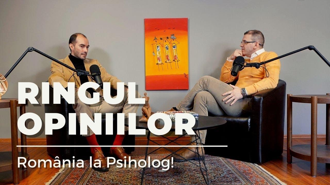 Efectele Armoniei Unui Cuplu în Viața Lor Socială. ROMÂNIA LA PSIHOLOG La MagnaNews TV