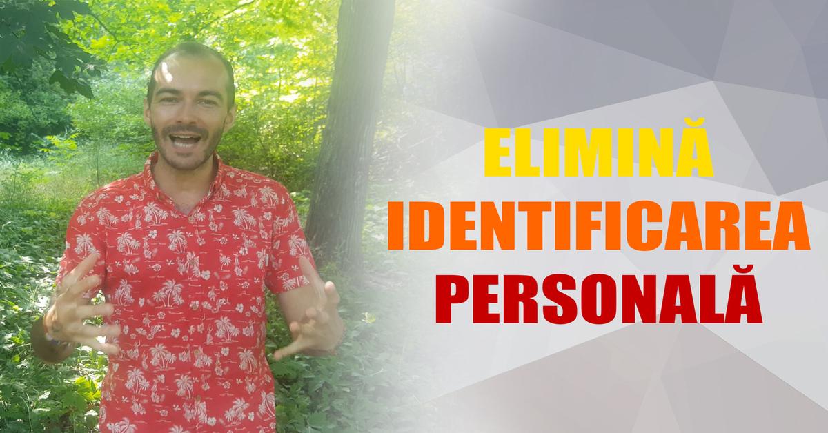 Identificare Personala