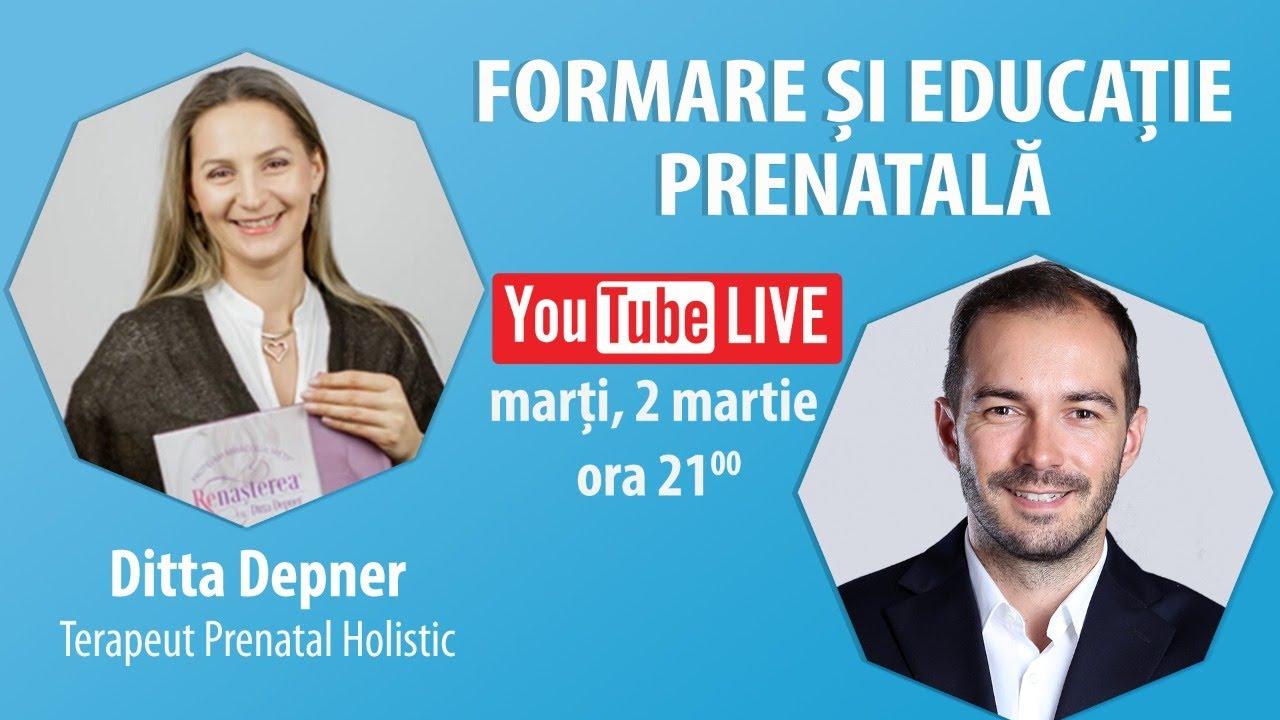 Interviu Cu Ditta Depner | Formare și Educație Prenatală
