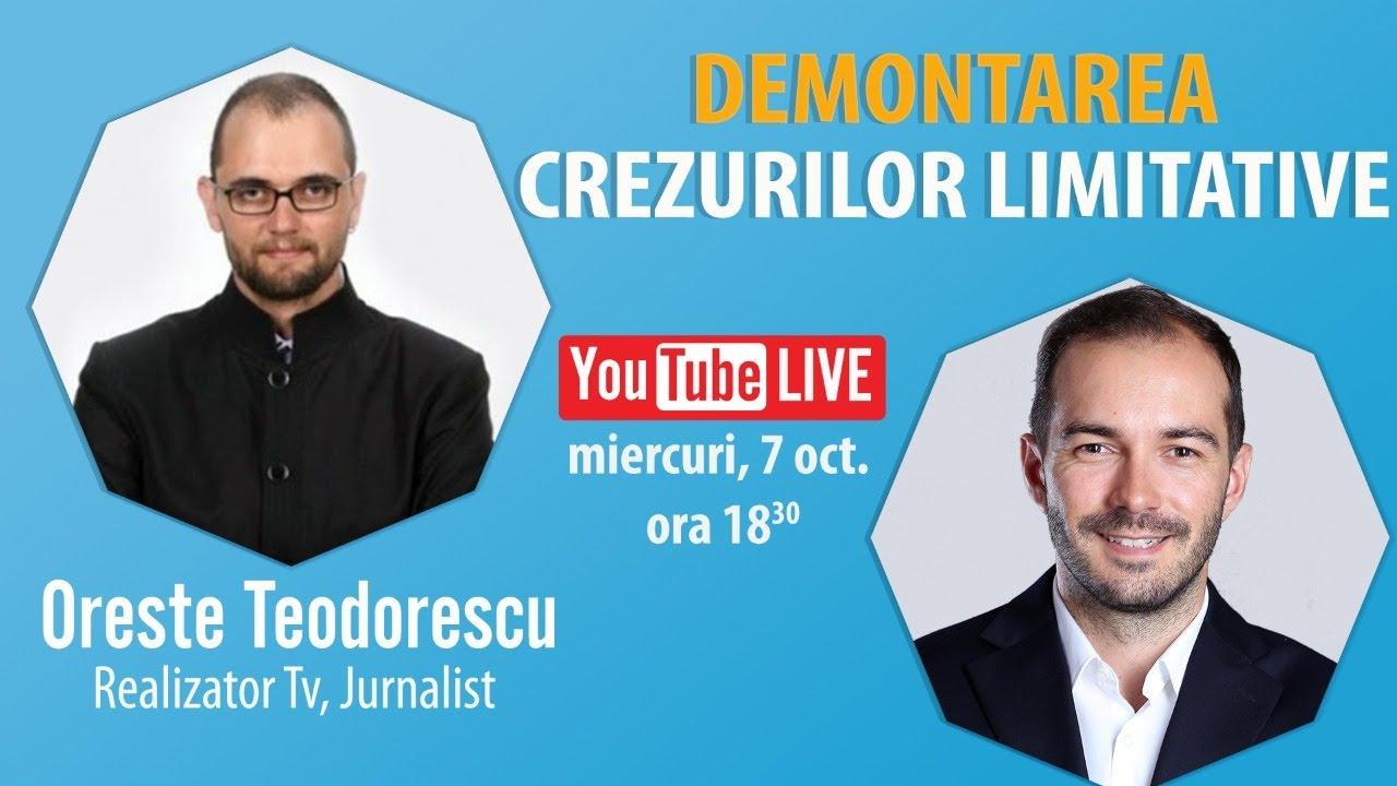 Interviu Cu Oreste Teodorescu | Demontarea Crezurilor Limitative