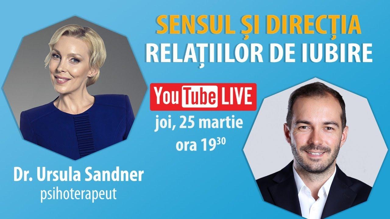 Interviu Cu Ursula Sandner | Sensul și Direcția Relațiilor De Iubire