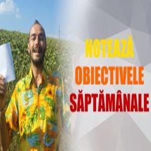 Exercițiu: Obiectivele Saptamanale