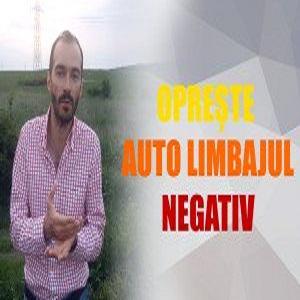 Exercițiu: Opreşte Auto Limbajul Negativ!
