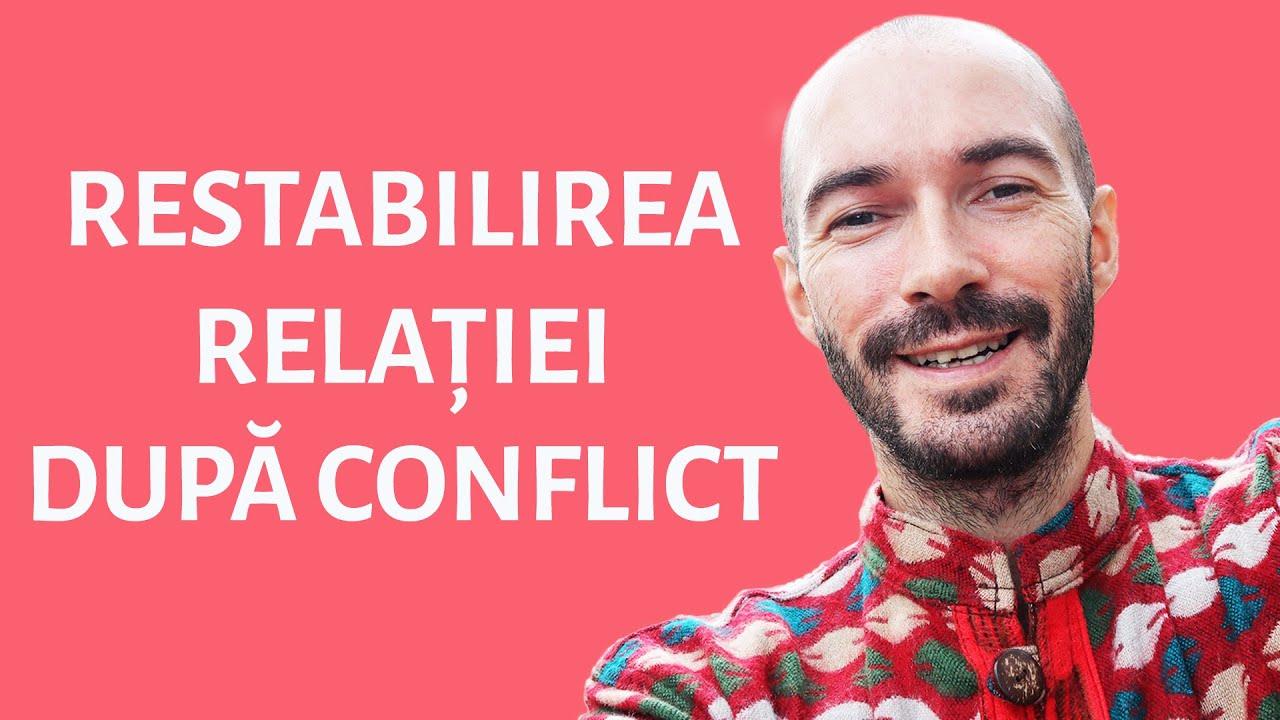 Restabilirea Mariajului Sau A Relației După Conflict | 3 Idei