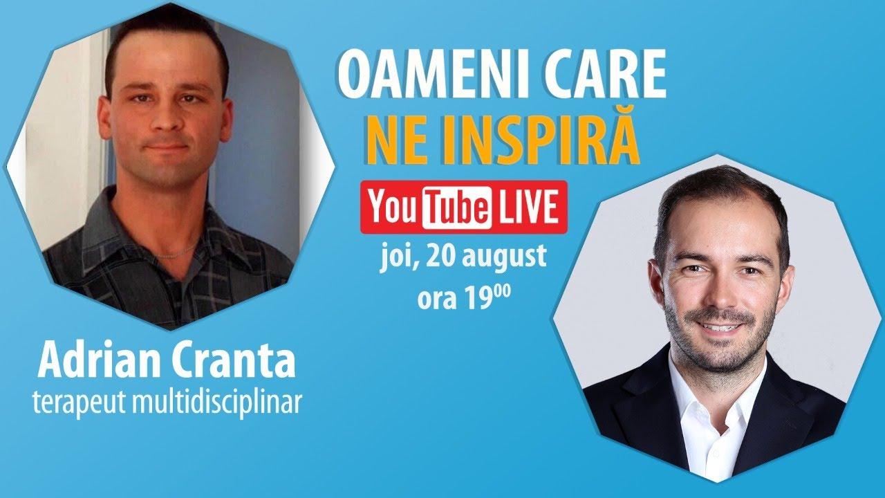 Interviu Cu Adrian Cranta | Exerciții De Voință -#OameniCareNeInspira