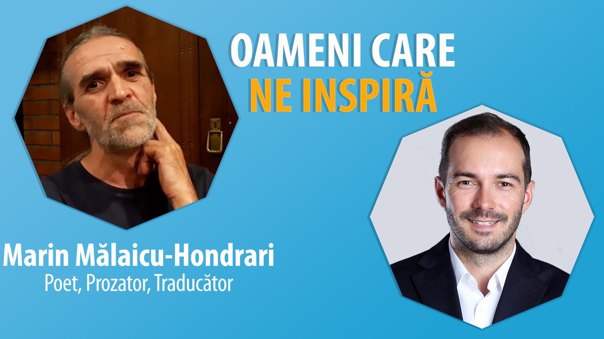 Interviu Cu Marin Mălaicu-Hondrari – Despre Inspirație și Creație