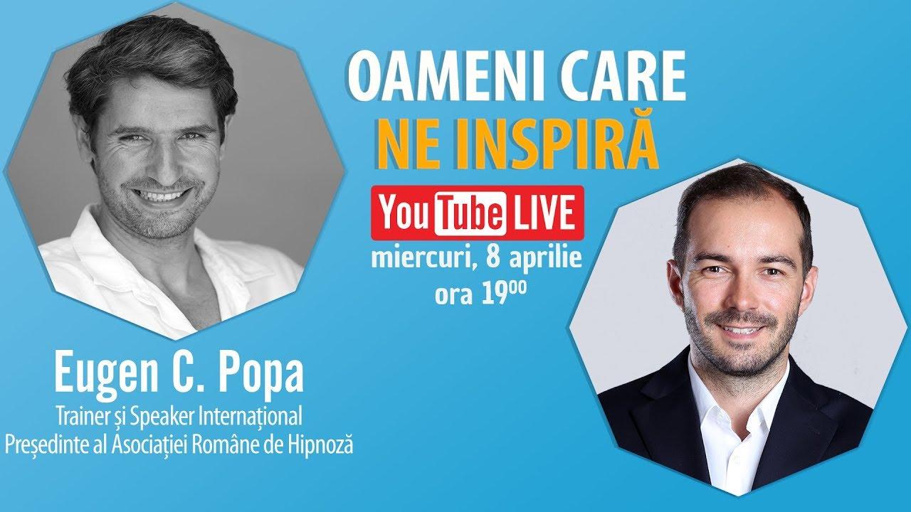 Interviu Cu Eugen Popa – #OameniCareNeInspira