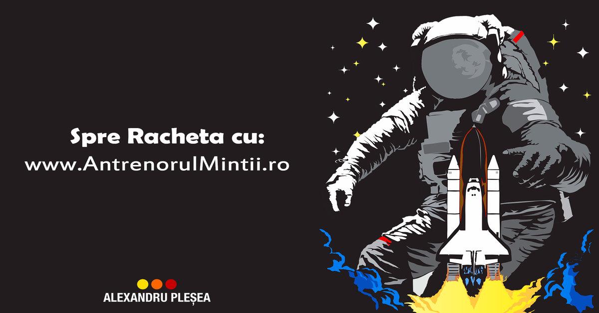 Hai Pe Rachetă!