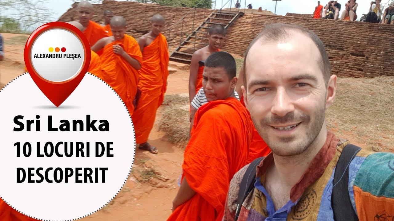 Sri Lanka – 10 Locuri De Descoperit – Documentar, Calatorie, Vacanta Ideala